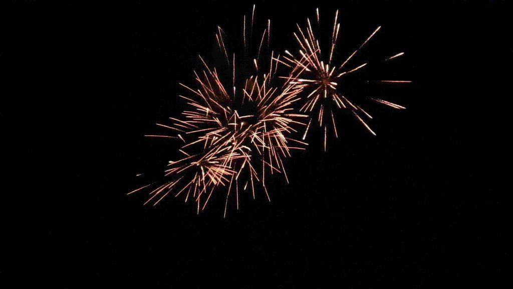 Feuerwerk Fächer Batterie