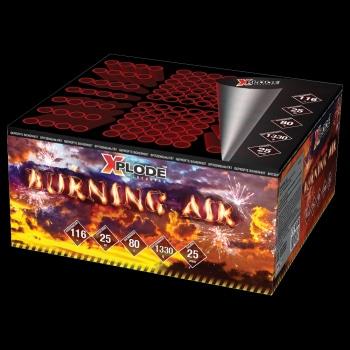Xplode Burning Air Feuerwerksbatterie