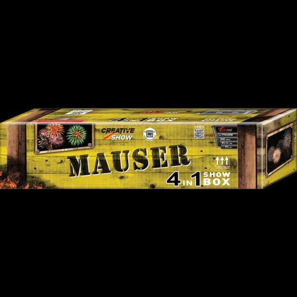 Piromax Mauser Verbundfeuerwerk